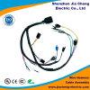 Montaje de cables M8 con caja soldada por ultrasonidos