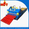 機械を作る機械を形作る屋根ふきロールに金属をかぶせるために機械装置の屋根瓦を形作る艶をかけられたロール