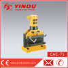 coupeur hydraulique de fer de cornière 31t (CAC-75)