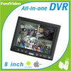 P2p Function 8inch DVR All in Un