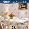 Papel de parede decorativo não tecido do projeto de Rosa da flor