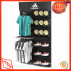 Kleidung Display Racks mit Shoe Holder