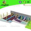 Trampoline quadrado Park para Sale (5326C)