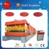 China galvanizou o rolo da telhadura que dá forma à fatura da telha do zinco da máquina