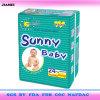 Couche-culotte remplaçable de bébé de bébé ensoleillé populaire en Afrique