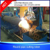 Estaca redonda profissional do chanfro do plasma da maquinaria da fabricação da tubulação do aço de carbono da fábrica