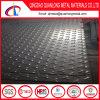 plaque Checkered d'acier inoxydable de NO1 201/301/304/316L