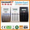 8 dígitos Curved Desktop Calculator con Adjustable LCD Screen (LC295)