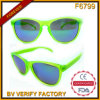Óculos de sol de néon do partido da cor de F6799 Clubmaster Rayman