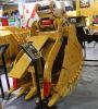 Pouce hydraulique équipé pour l'excavatrice 20t fonctionnant de la position d'excavatrice