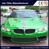 De groene Glanzende VinylFilm van de Omslag van de Auto van de Film van het Chroom Vinyl voor Vinyl van de Omslag van de Auto van de Auto het Verpakkende