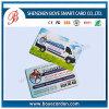 Cartão plástico aprovado da impressão do PVC do GV