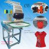 Cap/Flat 또는 T-Shirt /Cross-Stitch Embroidery를 위한 전산화된 Single Head Tubular Embroidery Machine