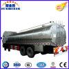 10 caminhão do depósito de gasolina do aço inoxidável de Sinotruck HOWO 8*4 dos compartimentos das rodas 20kl 6 (condução do elevador)