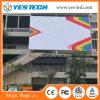 Muestra al aire libre video a todo color de la visualización de LED de la alta calidad P6 RGB