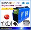 Einplatinenlichtbogen-Schweißer-Maschine des digital-Umformer-IGBT Mini