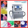 con la botella de la fecha del código del SGS del Ce/la impresora automáticas de la máquina de la codificación de la inyección de tinta de la botella de agua/de la botella de Plasti