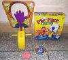 Giocattoli di divertimento montati gioco dei giochi della famiglia della scheda del fronte del grafico a torta di Aoozet per i capretti