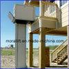 Elevación vertical de la plataforma del sillón de ruedas para los minusválidos