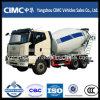 10cbm Pesado-deber Faw Concrete Mixer Trucks