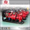 presión diesel 5-20bars de la salida 100m3/Hr de la bomba de agua del fuego 20-150kw