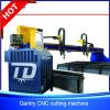 Hallo concentreer CNC de Scherpe Machine van het Plasma voor Metaal