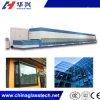 세륨 Approved Flat 또는 Curved Float Glass Tempering Industrial Furnace