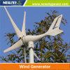 Turbina de vento híbrida solar do sistema de energia do vento Home