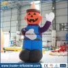 Halloween personalizado inflável, carro inflável de Halloween do fantasma para a venda