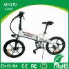 Bici plegable de E con el motor trasero 250W