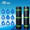Membrane imperméable à l'eau de bitume modifiée parCrevaison