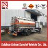 Capacidade do caminhão de petroleiro 8000L do combustível para reatores