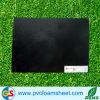 feuilles noires de PVC de 18mm