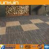 Suelo auto-adhesivo del vinilo del grano respetuoso del medio ambiente durable de la alfombra