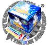 Suministros vela del cumpleaños 75 Sec fuegos artificiales de fuegos artificiales fiesta de cumpleaños