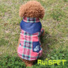 Ripstop Hundehemd-Haustier-Jeans-Kleidung