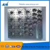 Plaque de bac de fleur d'acier inoxydable de précision