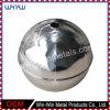 Bola de acero de precisión CNC metal pulido inoxidable con agujero