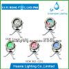 3PCS scelgono l'indicatore luminoso subacqueo del raggruppamento del punto di Color&RGB LED