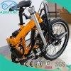 bicicleta de dobramento elétrica do motor do cubo de 36V 250W com bateria de lítio