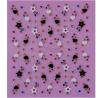 3D Foils la decorazione degli autoadesivi DIY del chiodo degli autoadesivi di arte del chiodo della decalcomania