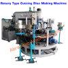 Роторный тип диск вырезывания делая машину