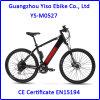Bicicletta elettrica motorizzata strada della montagna E con la batteria LiFePO4