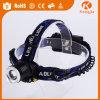 값싼 판매 섬광 빛 헤드 램프 야영 Headlamp LED
