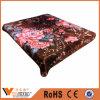 cobertor de Raschel do vison da impressão 2ply de 200*240cm para Dubai