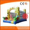 Beifall-Unterhaltungs-Zoo-Dschungel-themenorientierter Spaß-aufblasbarer Prahler (T1-501)
