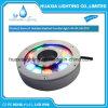 indicatori luminosi subacquei del raggruppamento della fontana di colore 12VDC LED di 27W 316ss RGB