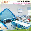 유치원 가구 인도, 판매를 위한 아이 데이케어 테이블 및 의자