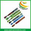 Bracelet tissé par polyester d'IDENTIFICATION RF pour la soirée/usager/festival et le cadeau