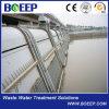 Het hoge Ruwe Scherm van de Staaf van het Afvalwater van het Scherm Effiency voor de Filter van de Vijver